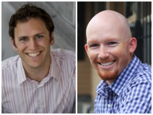 Scott Barlow and Mark Sieverkropp from Happen To Your Career