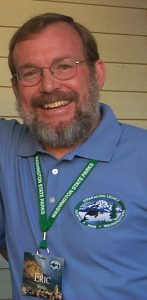 Eric Watilo, Region Manager with Washington State Parks