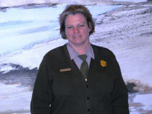Valerie Naylor, Superintendent of Theodore Roosevelt National Park