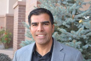 David Flores, Research Social Scientist with US Forest Service