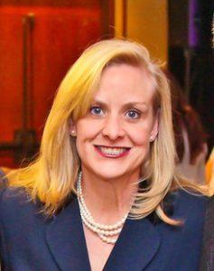 Mary Ellen Sprenkel, President and CEO of The Corps Netowork
