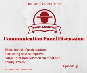 45: Communication Panel Discussion