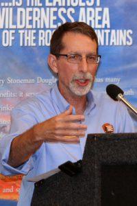 Bob Krumenaker, Superintendent of Apostle Islands National Lakeshore