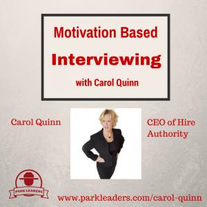 Carol Quinn Hire Authority MBI