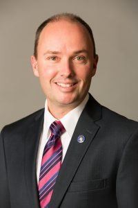 Lt Governor of Utah Spencer Cox