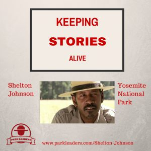 Keeping Stories Alive with Shelton Johnson