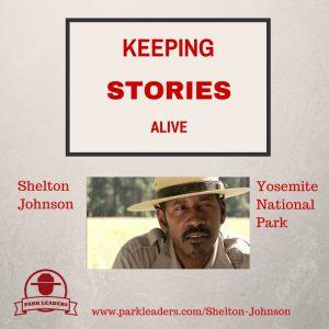 Shelton Johnson Yosemite National Park