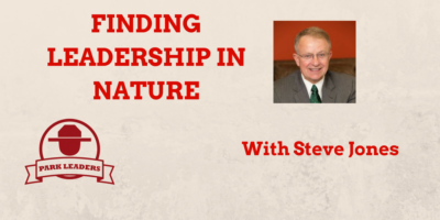 Finding Leadership in Nature with Steve Jones
