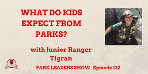 What Do Kids Expect From Parks?