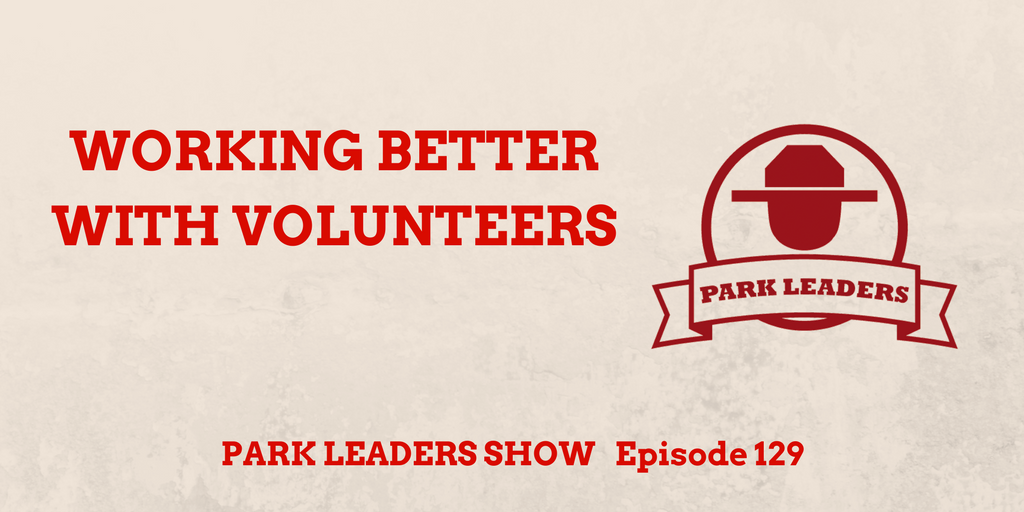 Working Better With Volunteers
