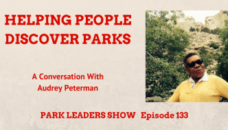 Helping People Discover Parks with Audrey Peterman