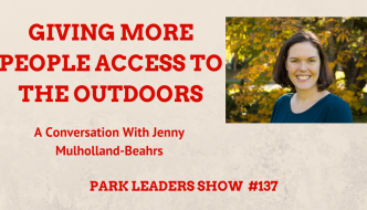 Giving More People Access to the Outdoors with Jenny Mulholland Beahrs