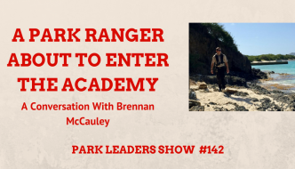 A Ranger About to Enter the Academy